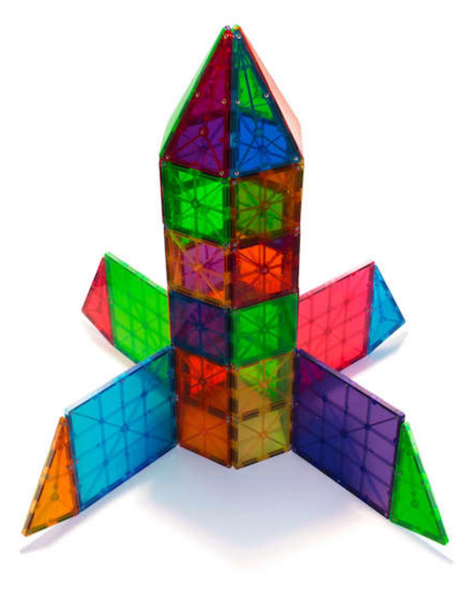 Magna Tiles MAGNA-TILES Clear Colors 32 Piece Set