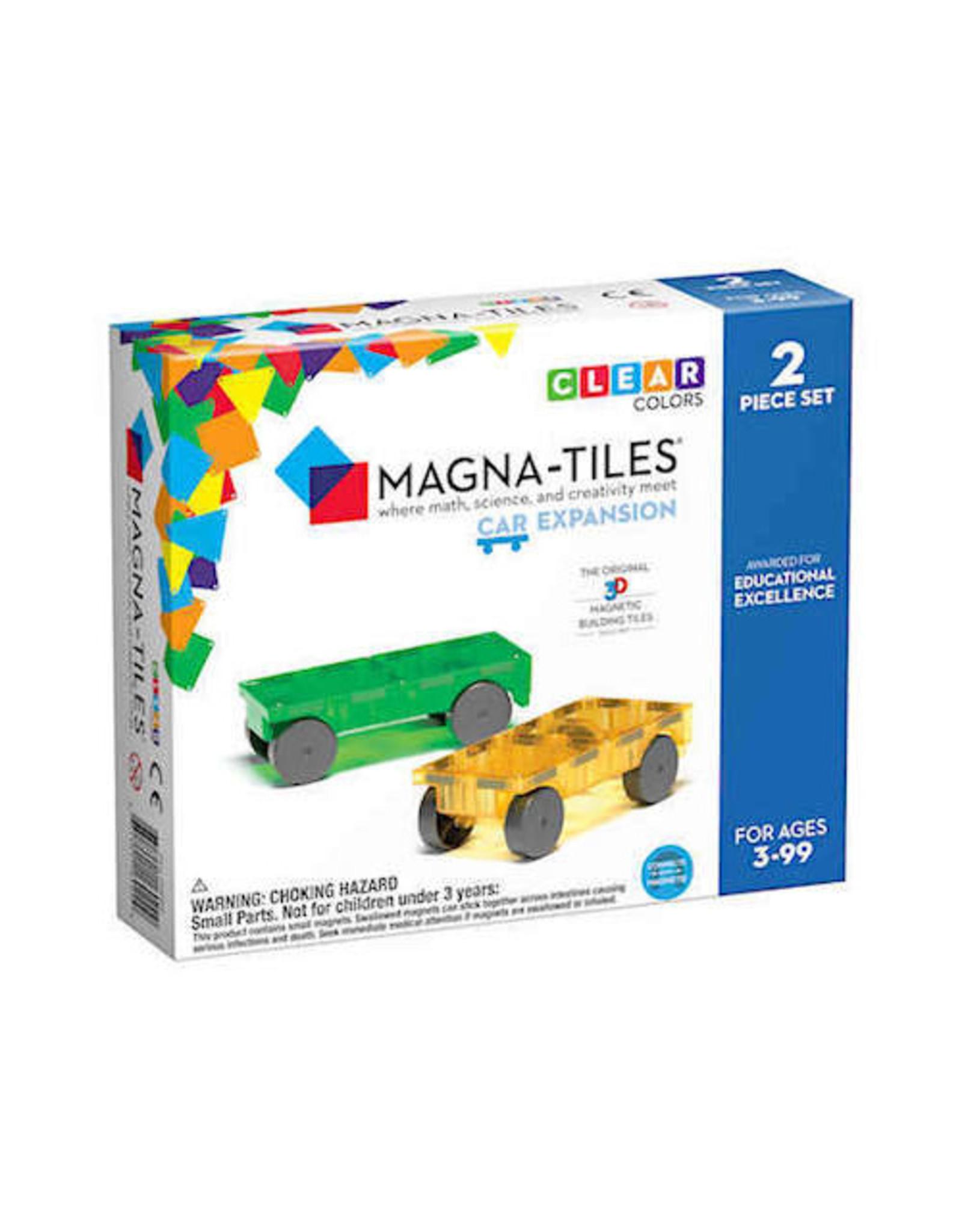 Magna Tiles Magna-Tiles Cars