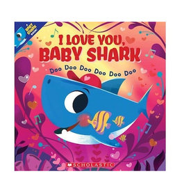 Scholastic I Love You Baby Shark