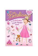 Harper Collins Pinkalicious: The Pinkatastic Giant Sticker Book - Kann, Victoria