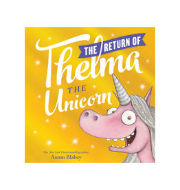 Scholastic Return of Thelma the Unicorn