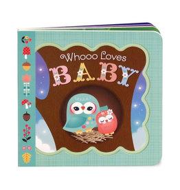Cottage Door Press Whooo Loves Baby