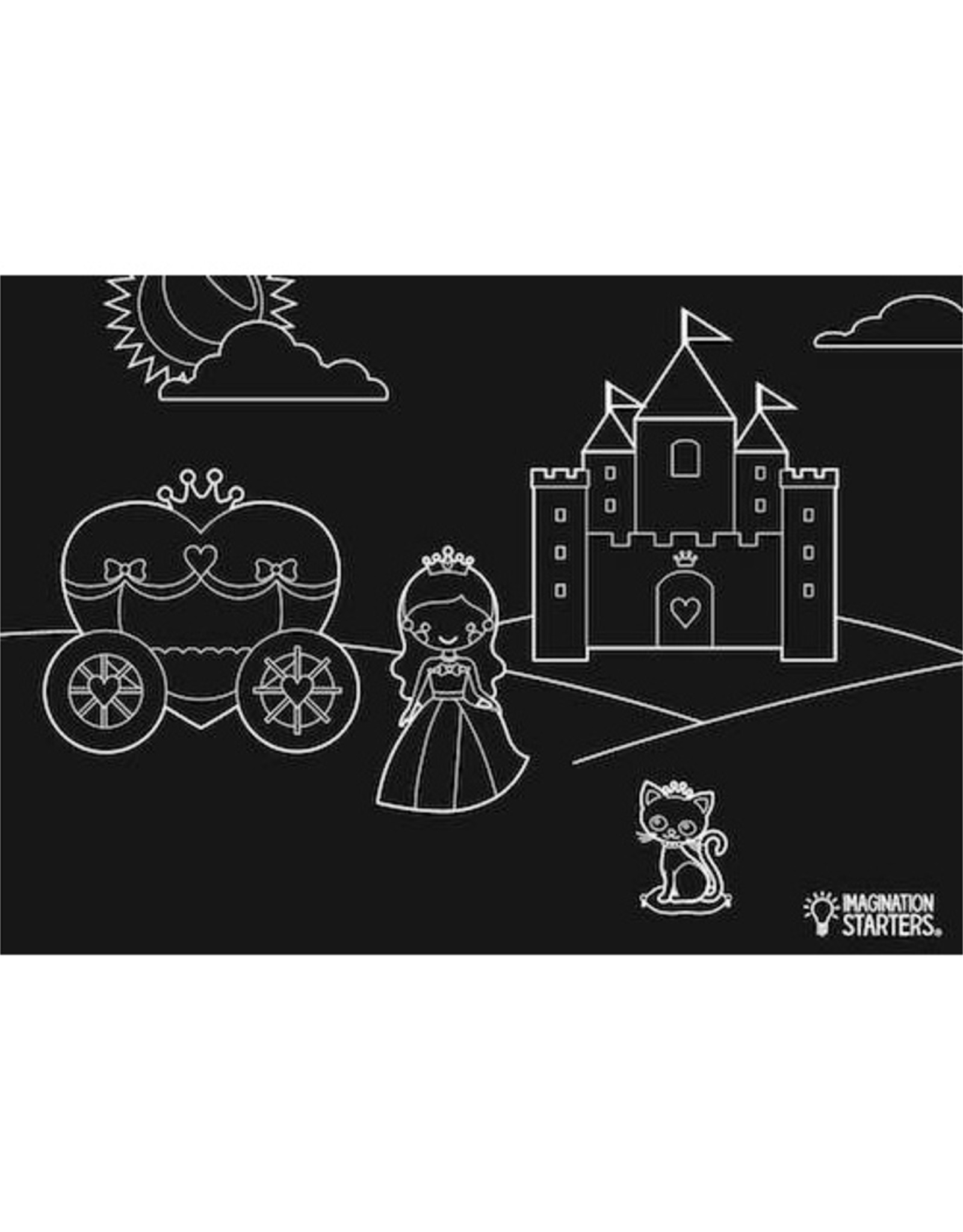 Chalkboard Placemat-Fun