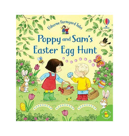 Usborne Poppy & Sams Easter Egg Hunt