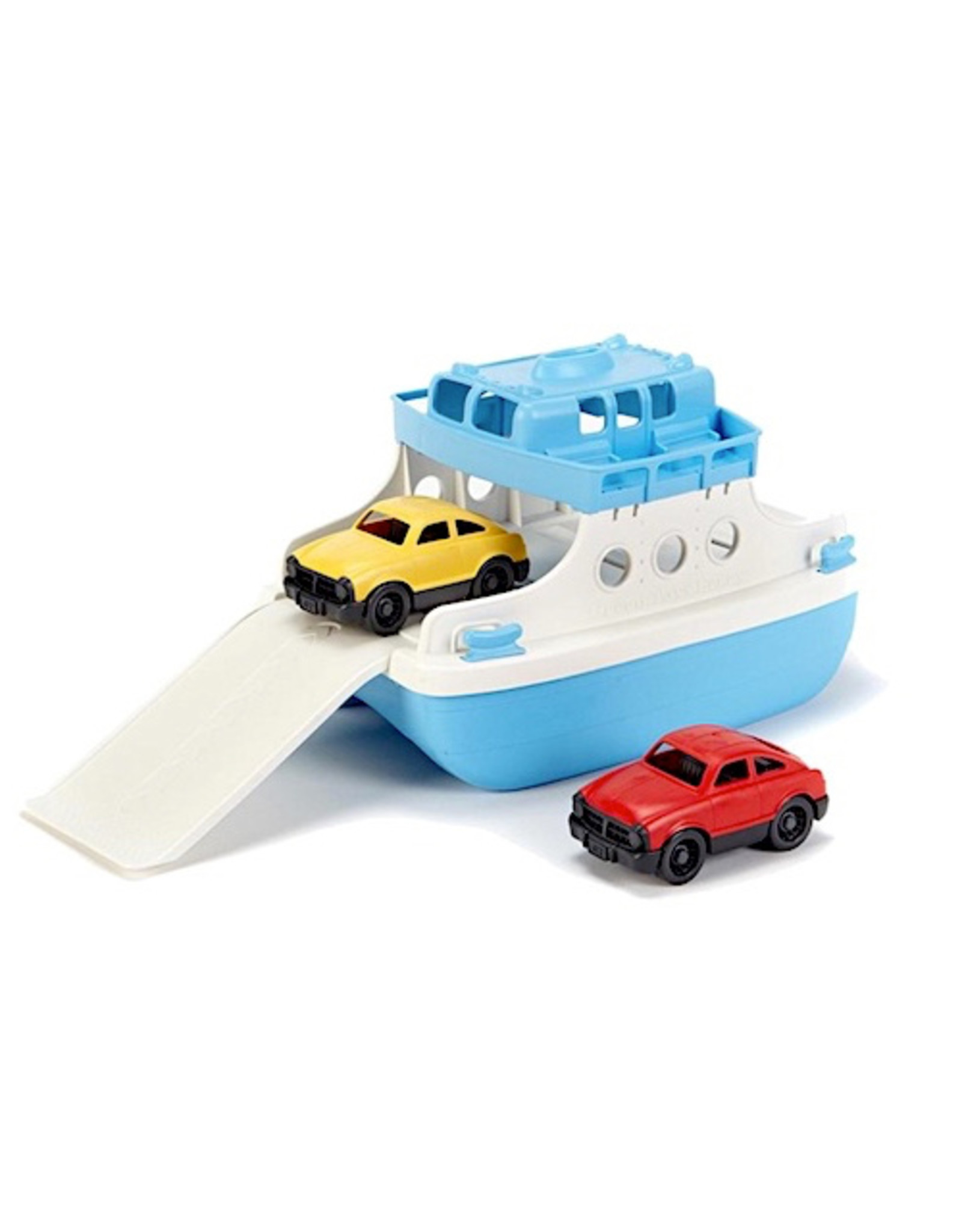 Green Toys Ferry Boat - Blue/White