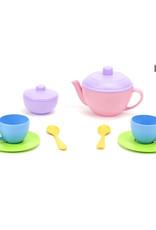 Green Toys Tea Set - Pink