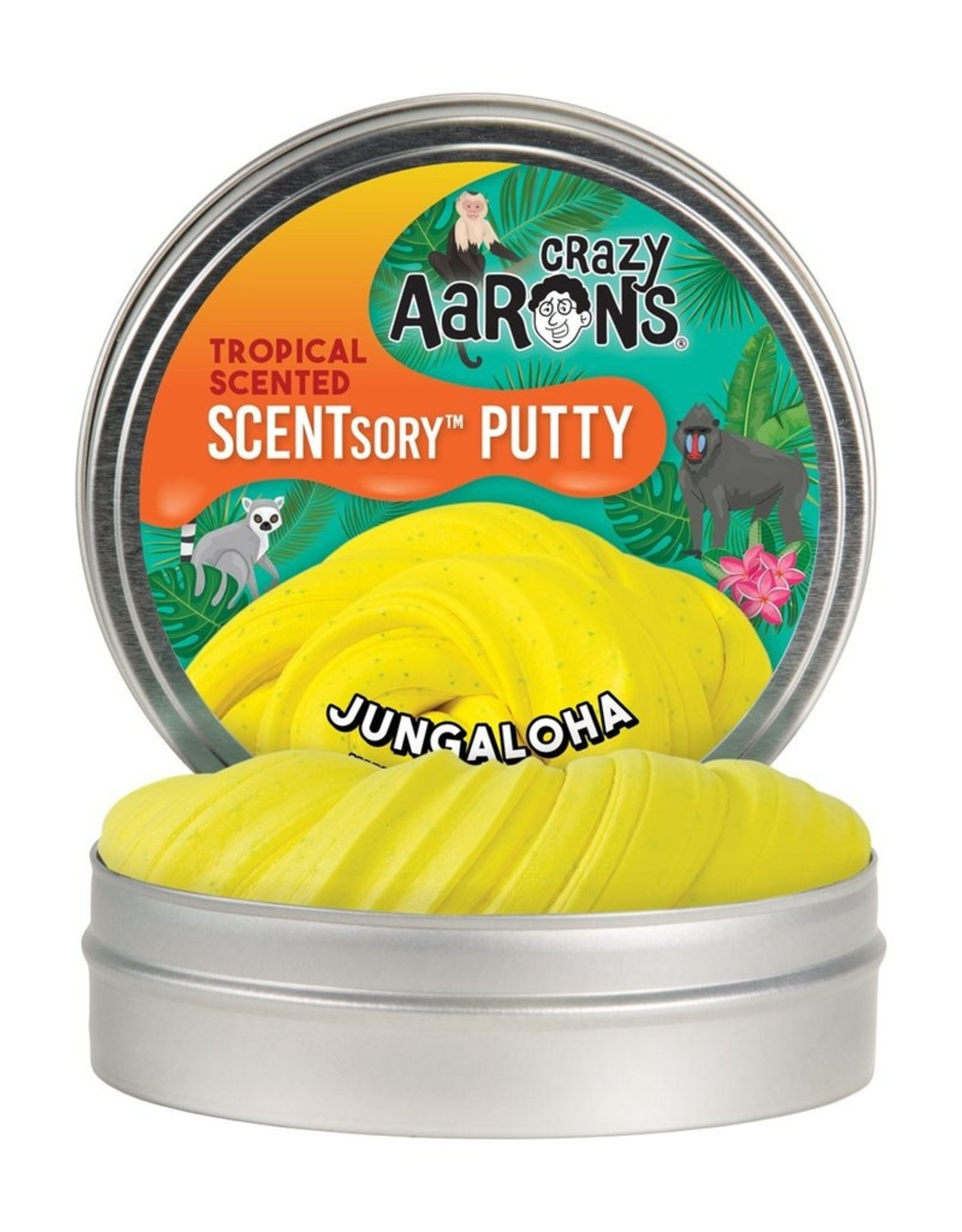 Crazy Aaron's Putty Scentsory Putty: Summer -