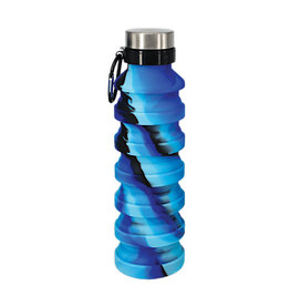 Iscream Colllapsible Water Bottle