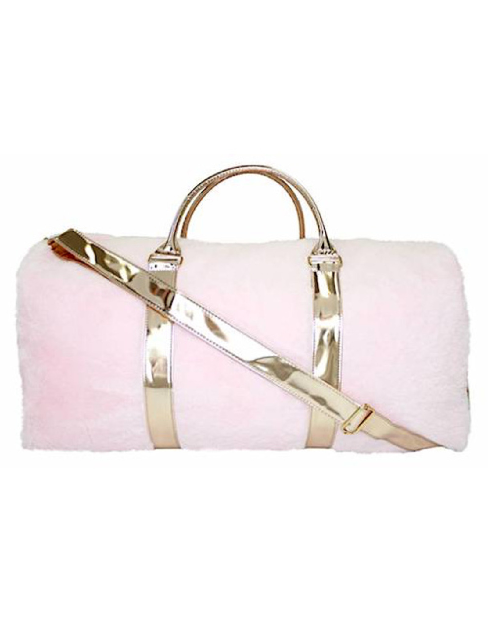 American Jewel Fur Travel Bag