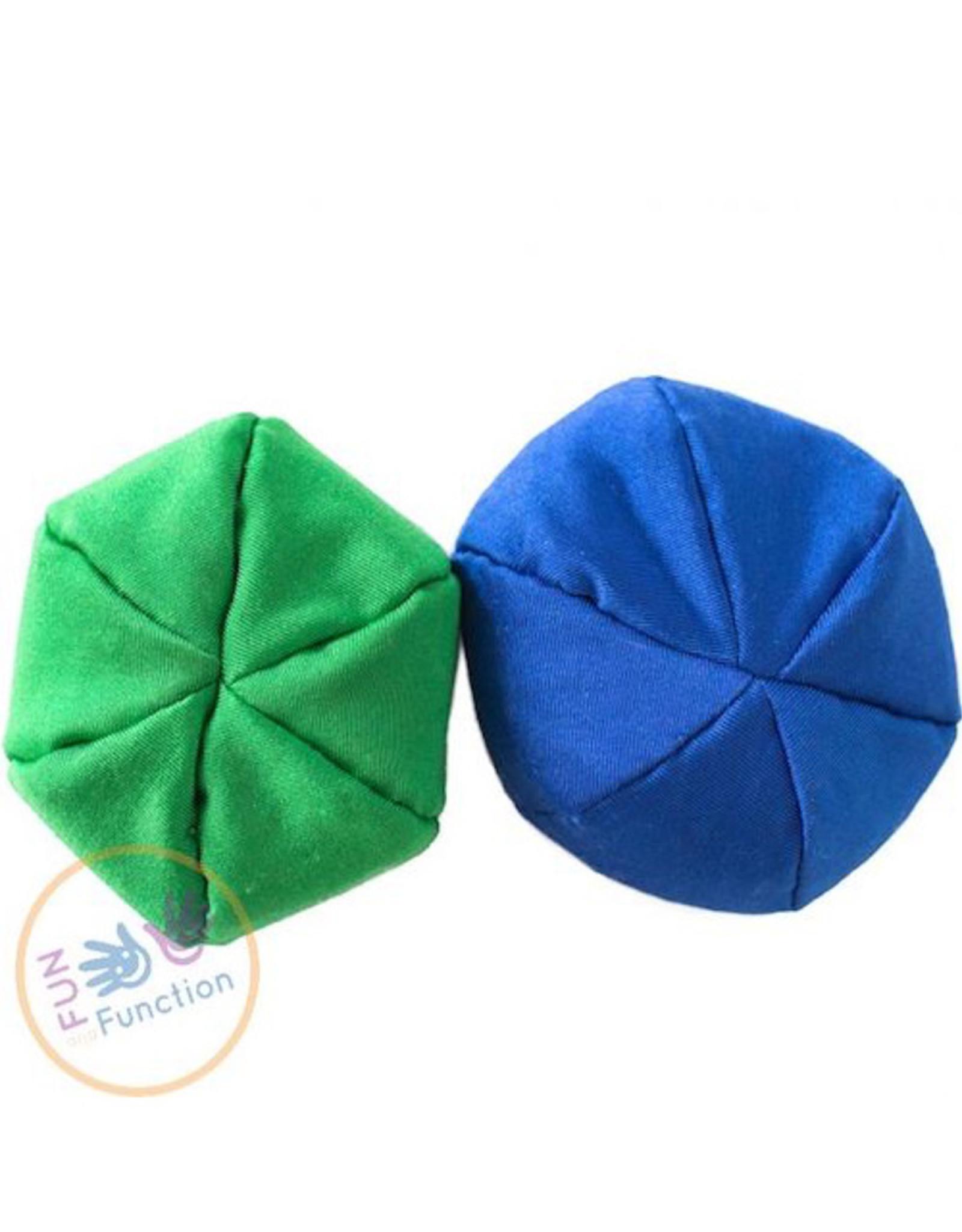 Stressless Fidget Ball- Blue