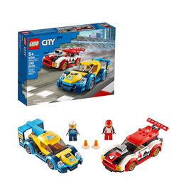 Lego City Turbo Wheels