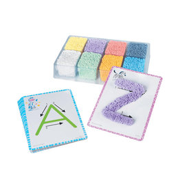 Learning Resources Playfoam Shape & Learn Alphabet Set