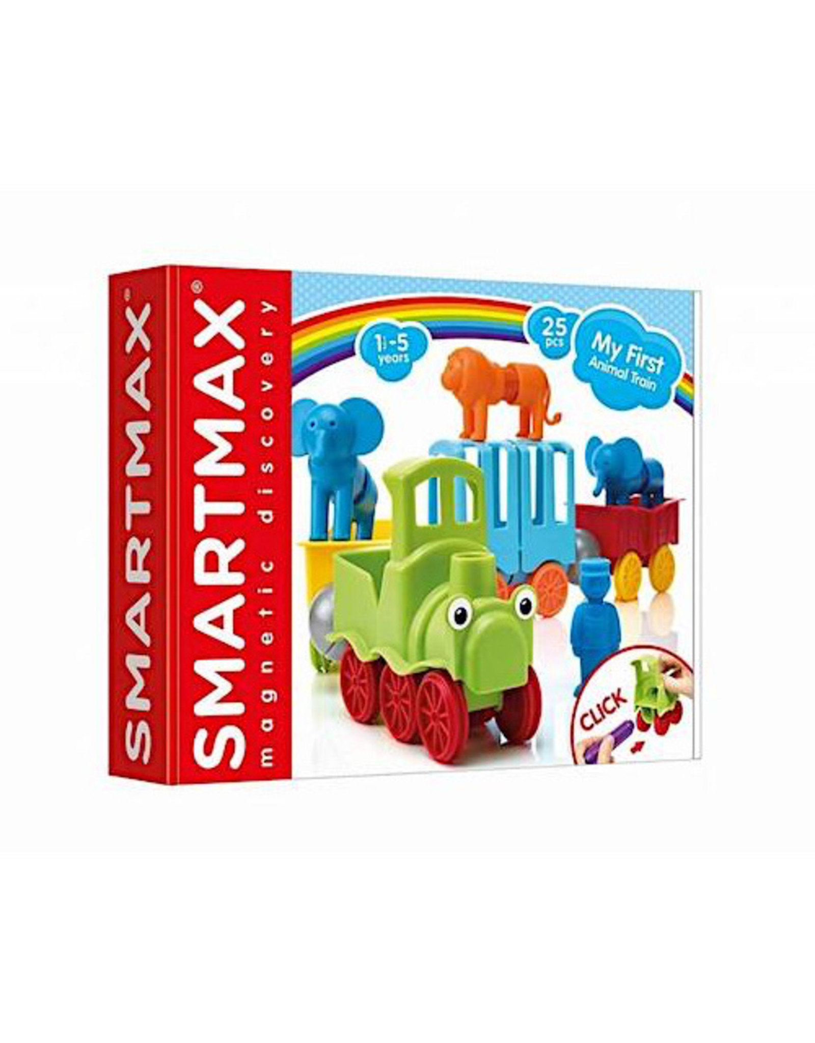 Smart Toys and Games SmartMax My First Animal Train