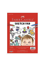 """Faber Castell Sketch Pad 9"""" x 12"""