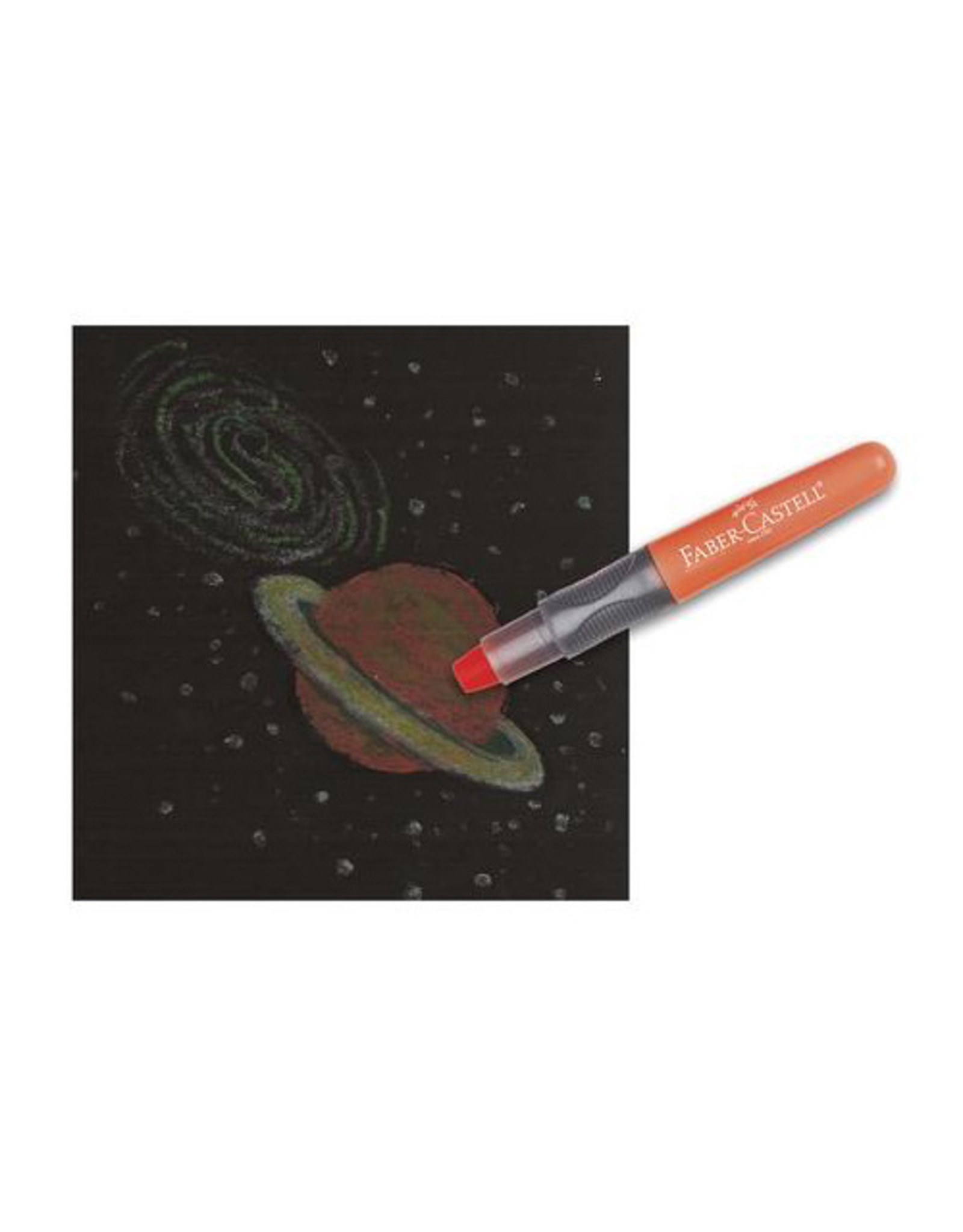 Faber Castell 12ct Gel Crayons
