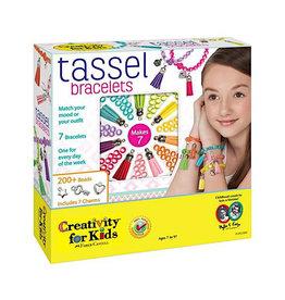 Faber Castell Tassel Bracelets