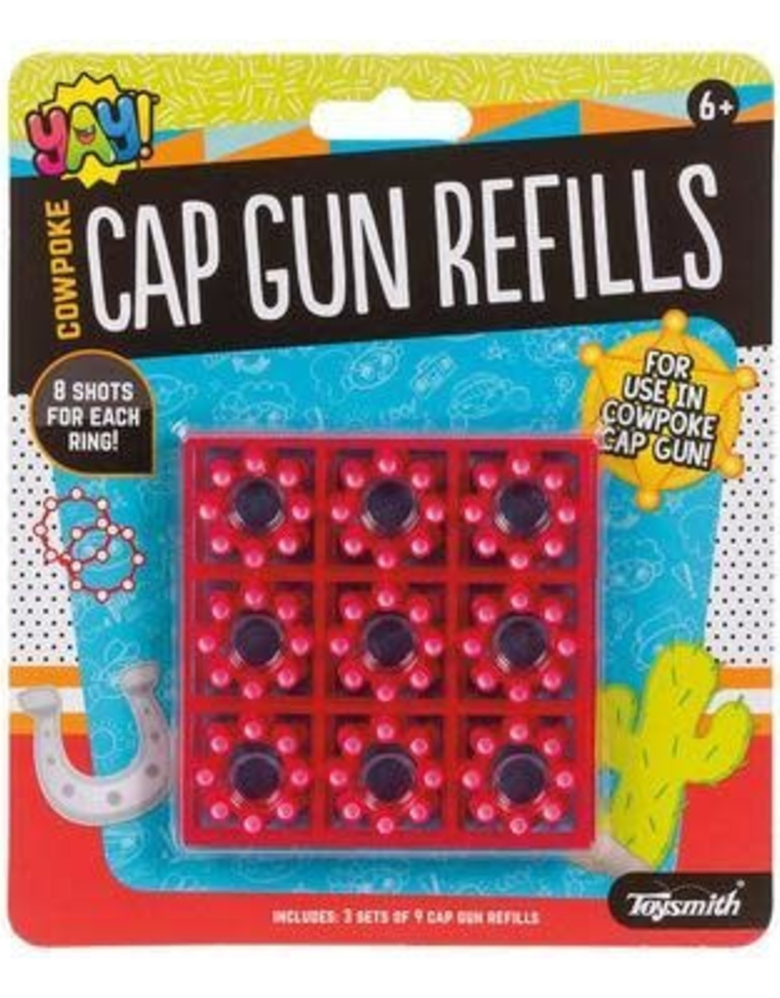 Cap Gun Refills