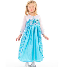 Little Adventures Ice Princess Satin