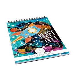 Floss & Rock Rocket Sketchbook