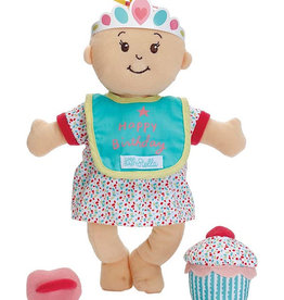 Manhattan Toy Wee Baby Stella Doll Sweet Scents Birthday Set