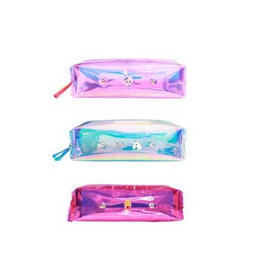 American Jewel Pencil Case-Iridescent