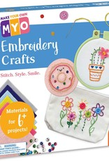Mindware MAKE YOUR OWN EMBROIDERY CRAFTS