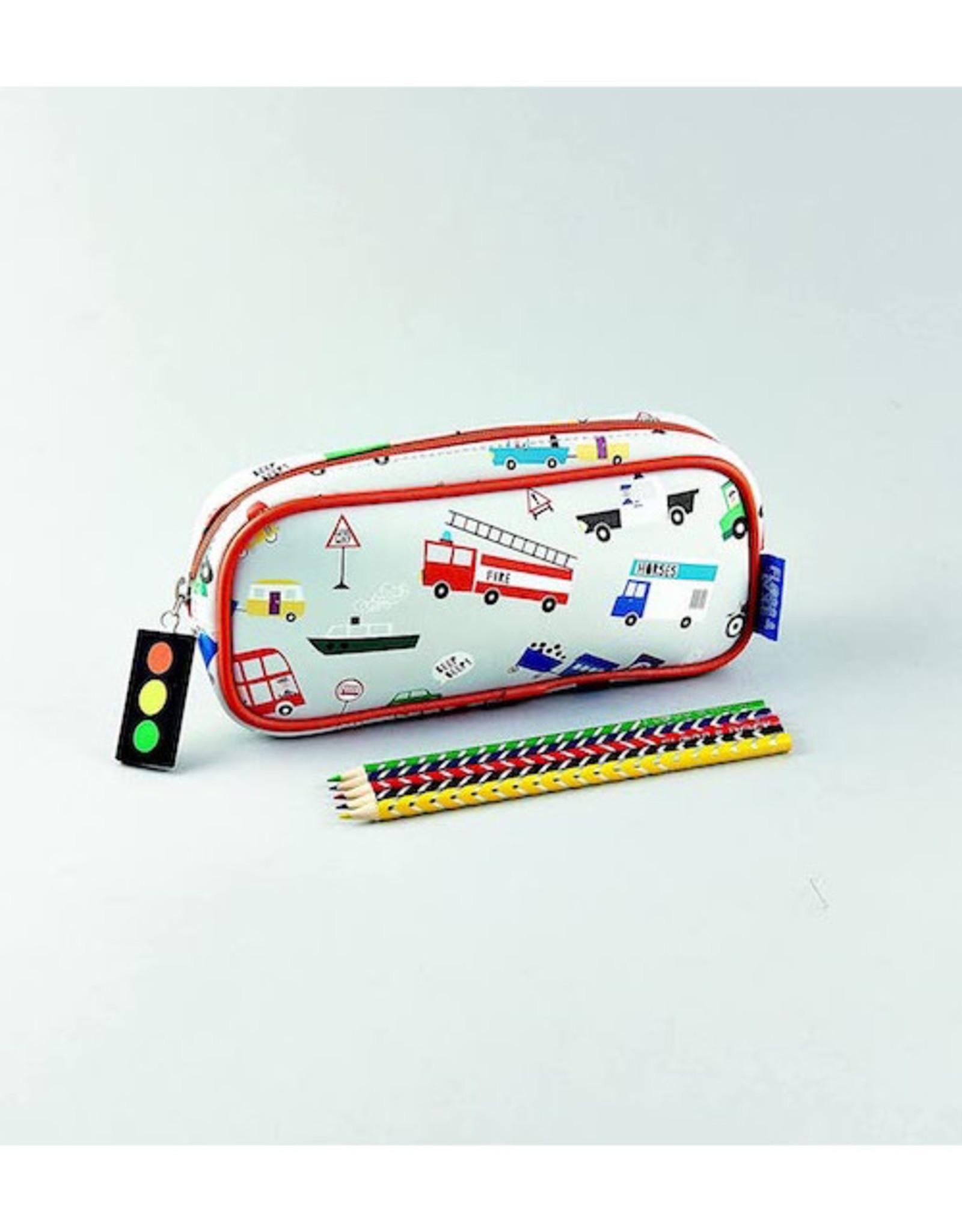 Floss & Rock Transport Pencil Case