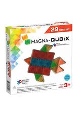Magna Tiles Magna-Qubix 29 Piece Set