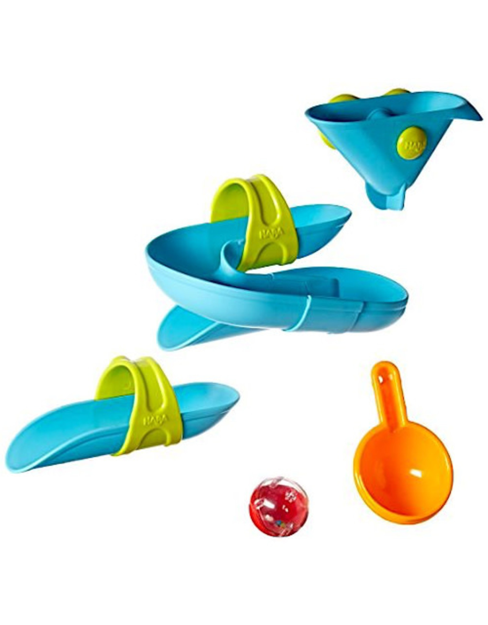 HABA Bathtub Ball Track Set