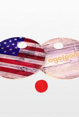 Ogosport Ogo Paddle Ball-American Flag