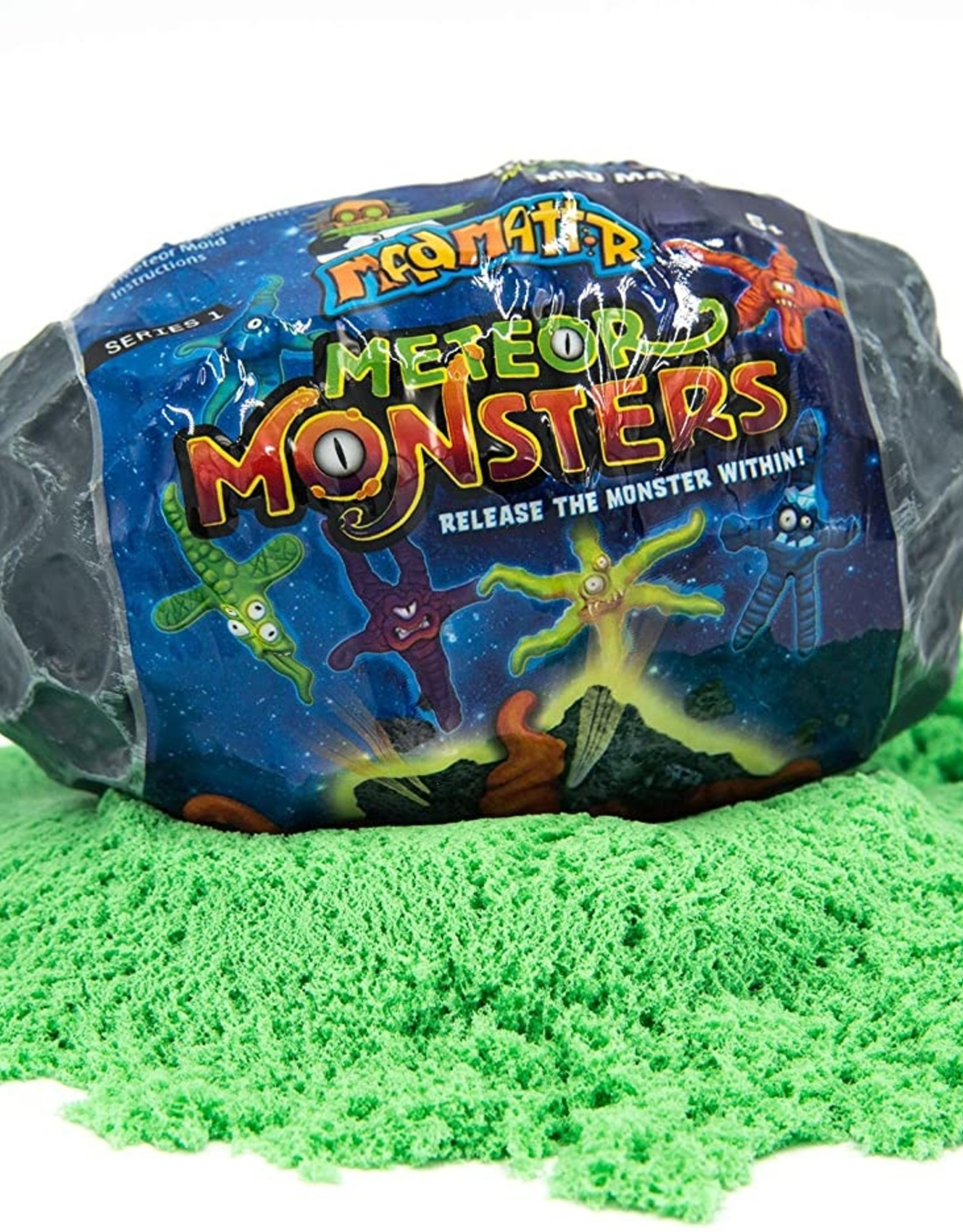 Relevant Play Meteor Monsters