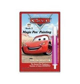 Cars Magic Pen Painting
