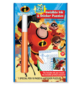 """Incredibles """"2-n-1"""" Book"""