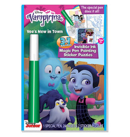 "Vampirina Vee's ""3-n-1"" Book"