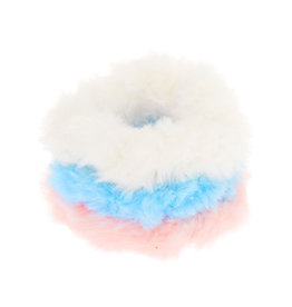 American Jewel Furry Scrunchy