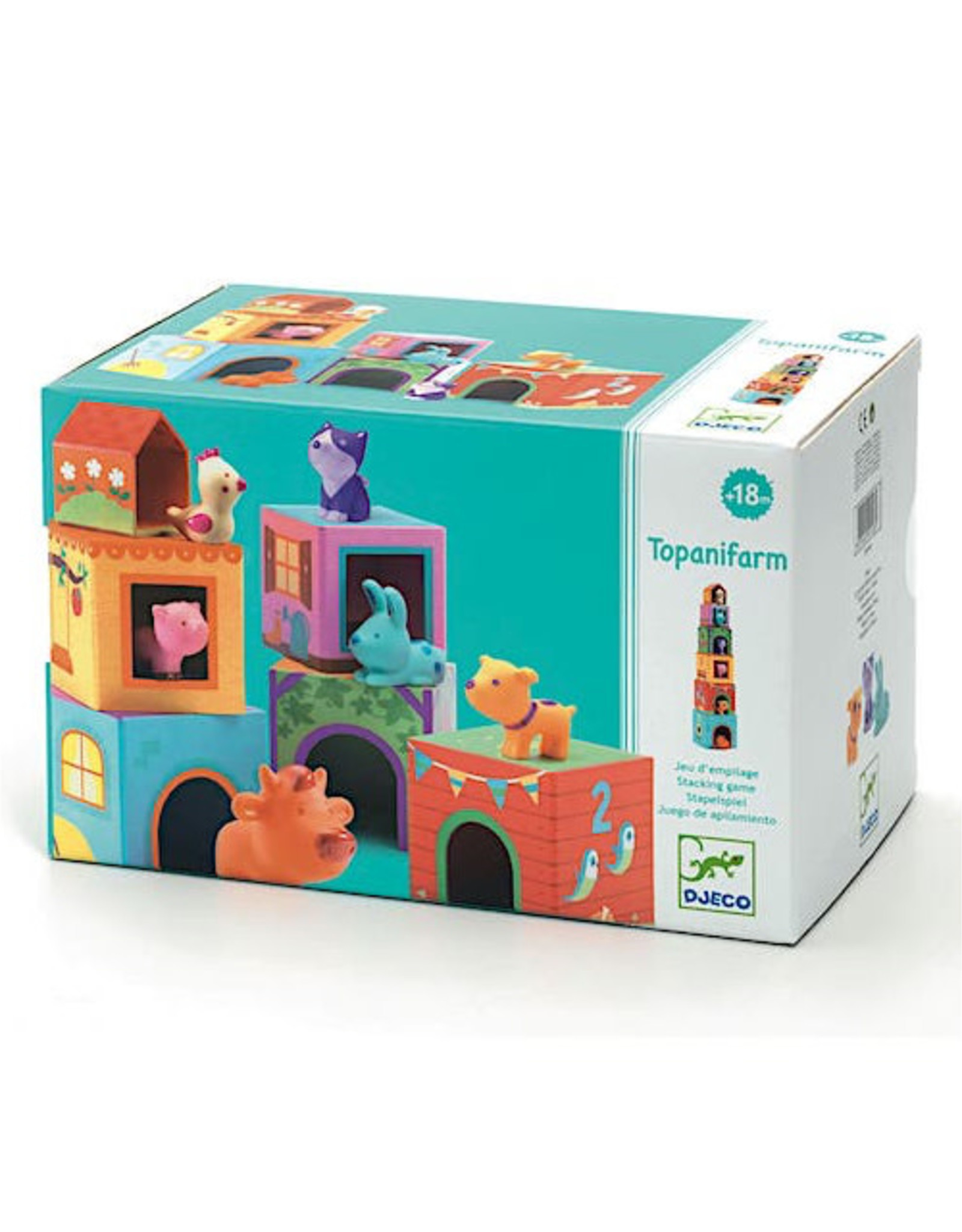 Djeco Blocks for Infants - Topanifarm