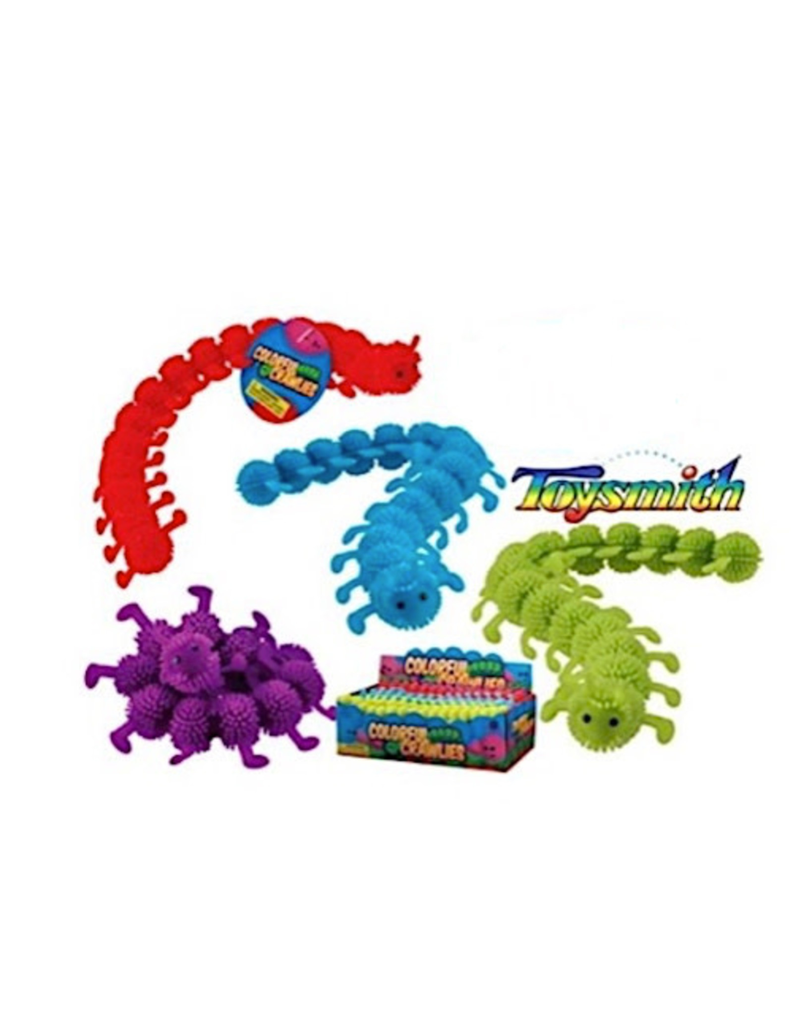 Colorful Crawlies
