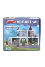Melissa & Doug Magnetivity Building Play Set- Medium