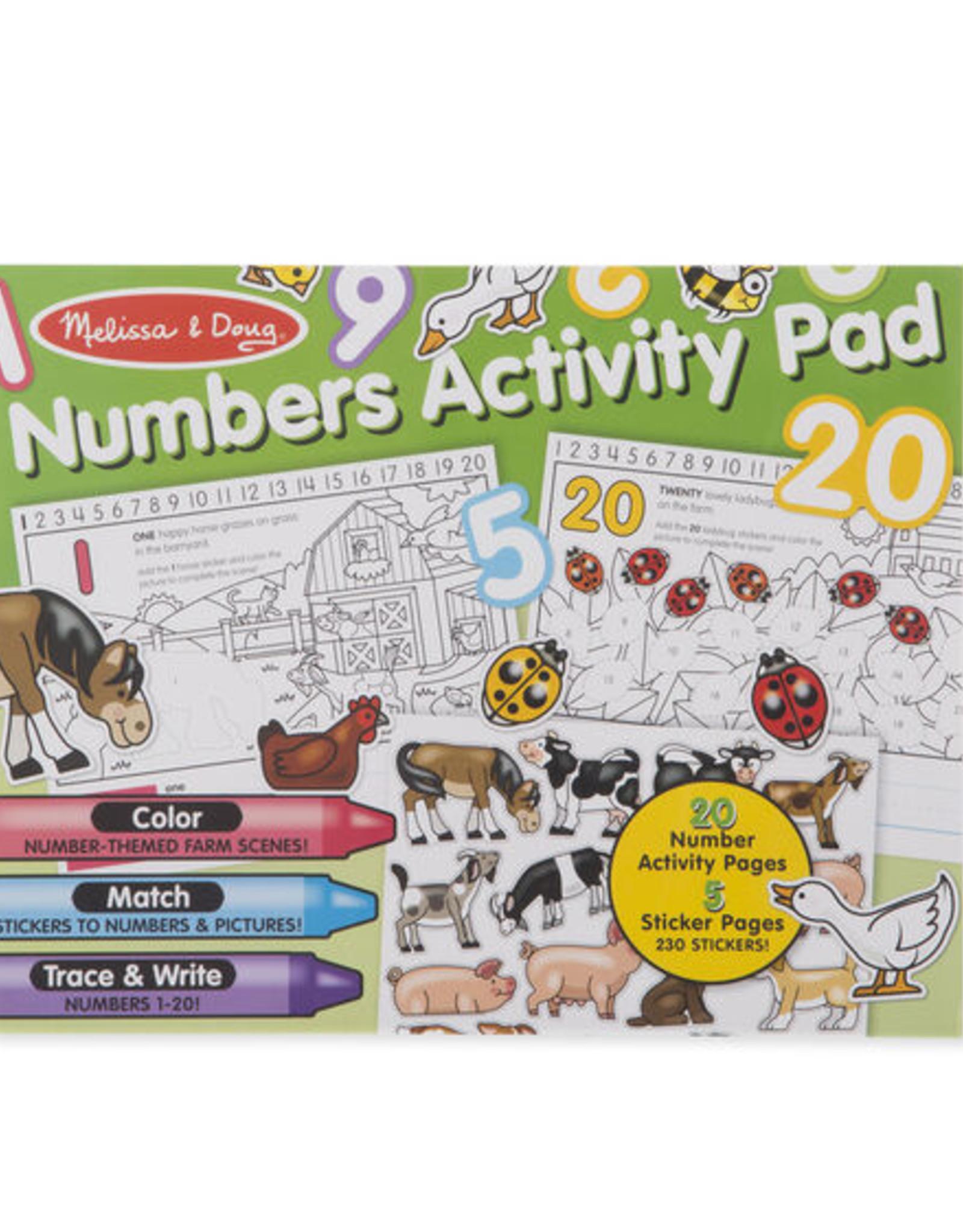 Melissa & Doug Activity Pad