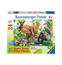 Ravensburger Jungle Juniors-24pc