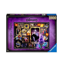 Ravensburger Villainous:Ursula-1000pc