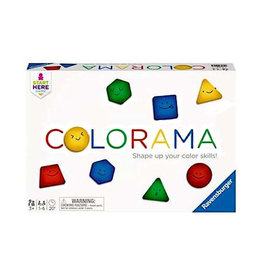 Ravensburger Start Here Game: Colorama