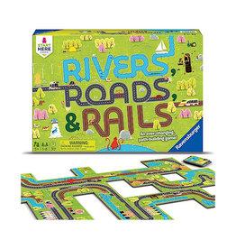 Ravensburger Rivers, Roads & Rails