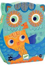 Djeco Silhouette Hello Owl