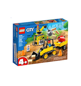 Lego City Vehicle Construction Bulldozer