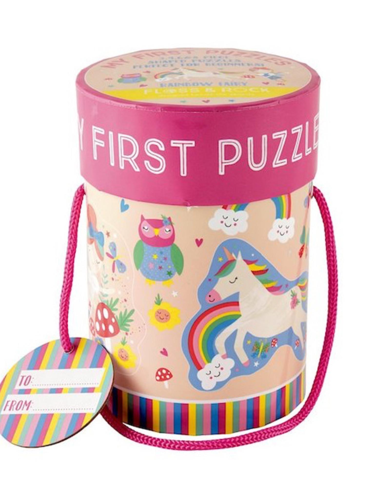 Floss & Rock Jigsaw 3 4 6 8 Puzzle
