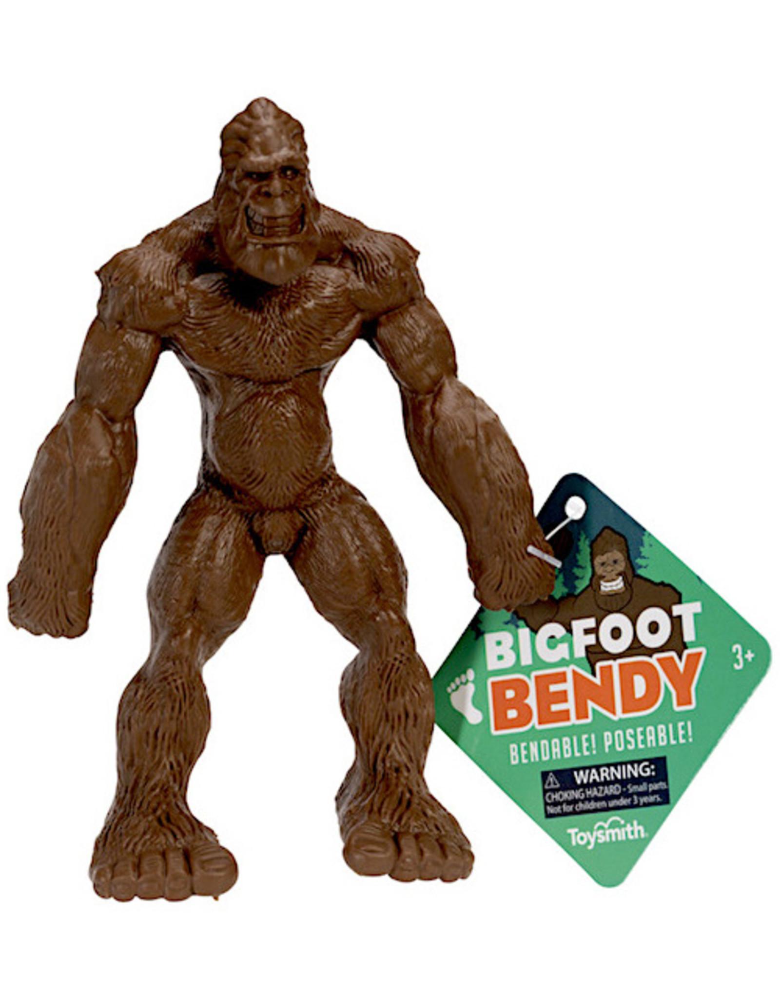 Bigfoot Bendy