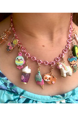 Charm IT Charm It! Pink Necklace
