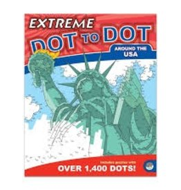 Mindware EXTREME DOT TO DOT: AROUND THE USA