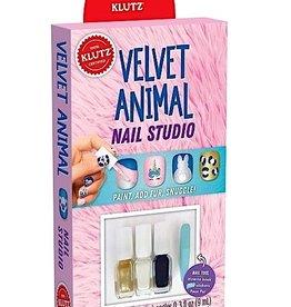 Velvet Animal Nail Studio